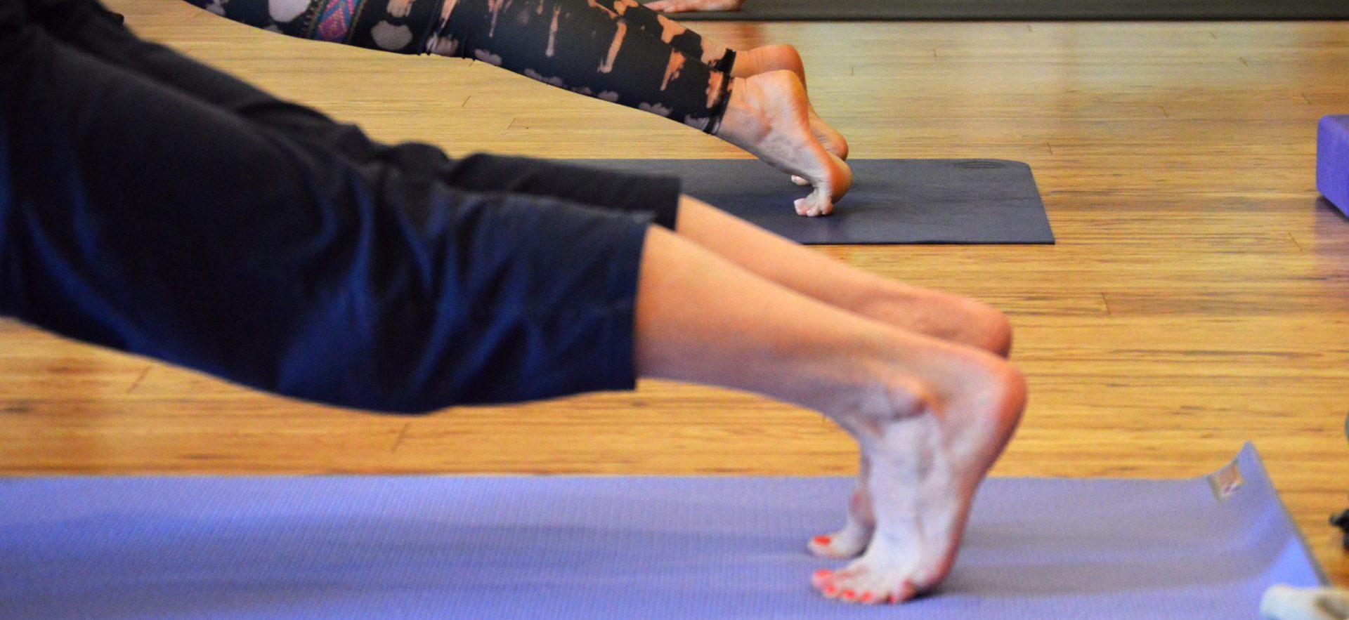 Fall Into Yoga - 30 Day Challenge