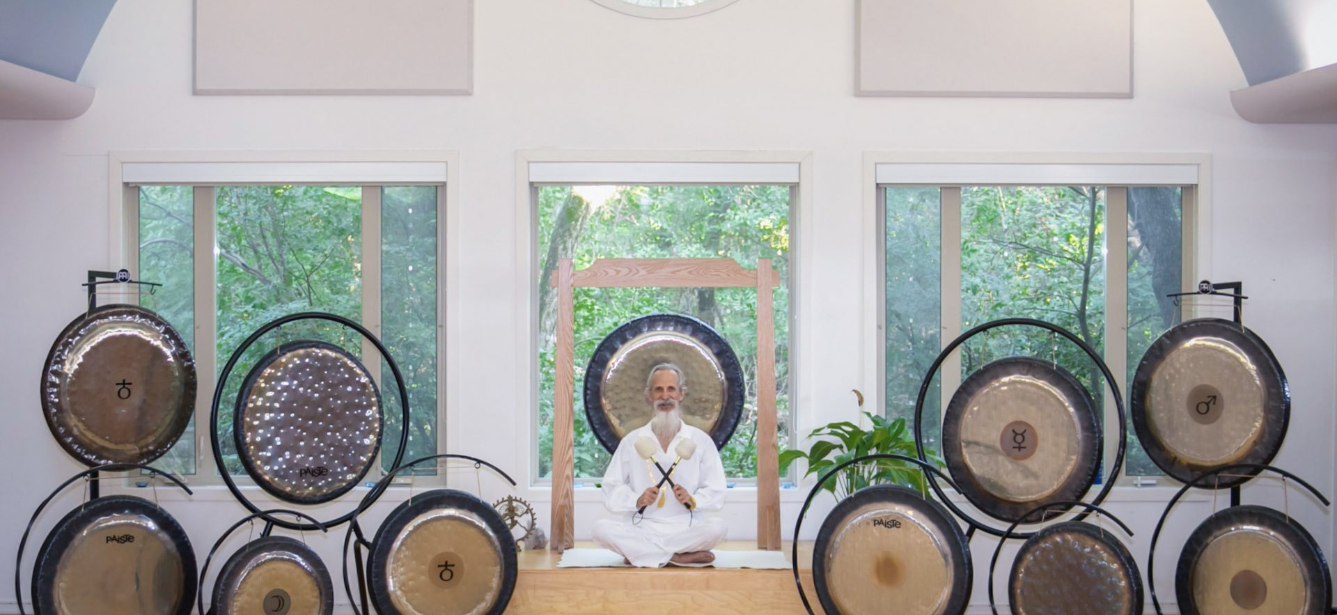 Learn to Play the Gong