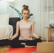 <BR>Online Yoga